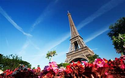 Paris Eiffel Tower France Wallpapers Desktop Background