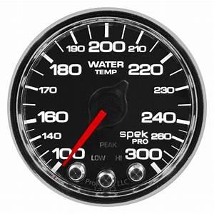 Auto Meter U00ae P34631  16 U0026quot  Water