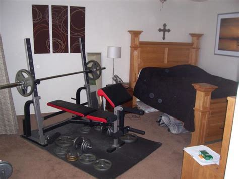 Workout In Bedroom (photos And Video) Wylielauderhousecom