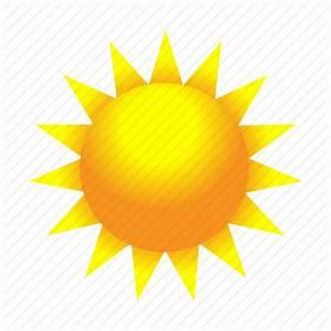 Award, day, forecast, sun, sunny, weather, winter icon ...