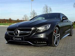 Mercedes Classe C Cabriolet Occasion : g power s 39 attaque la mercedes s63 amg coup ~ Gottalentnigeria.com Avis de Voitures