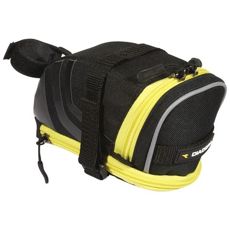 siege intersport diadora saddle bag pro équipement vélo porte bagages