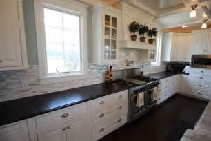 traditional backsplashes for kitchens 25 stylish galley kitchen designs designing idea