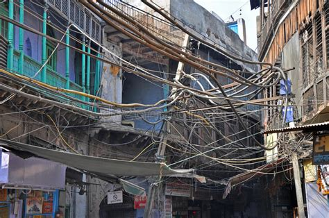 Mexico Bad Electrical Wiring by Electrical Wiring In India Editorial Stock Photo Image Of