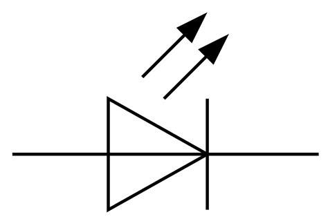 led schematic symbol schematic sendb