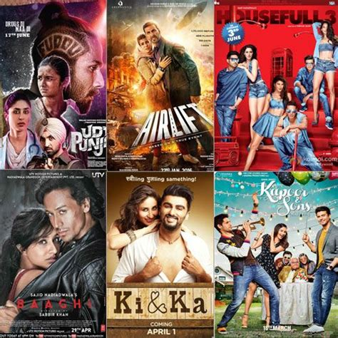 here is the list of top 10 highest grossing 2016 in gossip