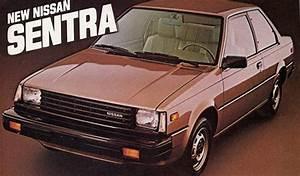 Datsun    Nissan Sentra Wiring Diagrams