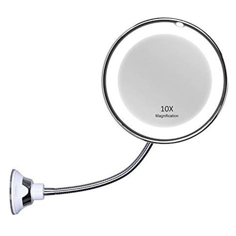 Bathroom Suction Mirror by 25 Best Ideas About Lighted Magnifying Makeup Mirror On