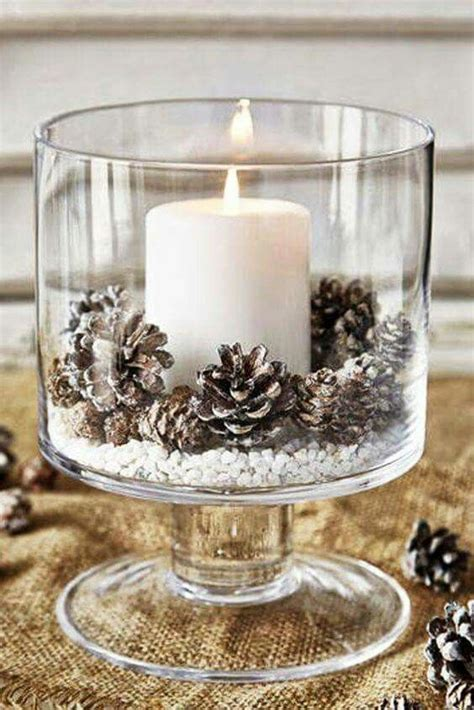 simple winter centerpieces 305 best images about candles on pinterest christmas candles and crafts