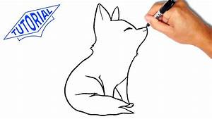 How to draw a wolf for kids. Easy step-by-step drawing ...