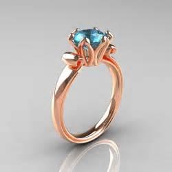 aquamarine wedding rings modern antique 14k gold 1 5 carat aquamarine solitaire engagement ring ar127 14rgaq