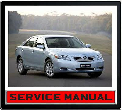 free service manuals online 2009 toyota camry hybrid seat position control toyota camry 2007 2010 service repair workshop manual fast free 6 90 picclick au