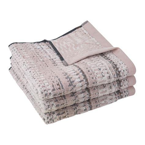 Buy A By Amara Lark 500gsm Towel  Pink Amara