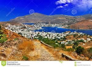 Greek Islands Patmos Greece