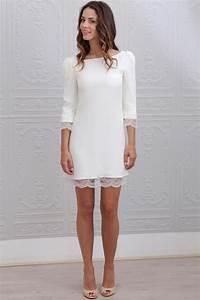 Robe Pour Mariage Chic : petite robe chic pour un mariage ~ Preciouscoupons.com Idées de Décoration