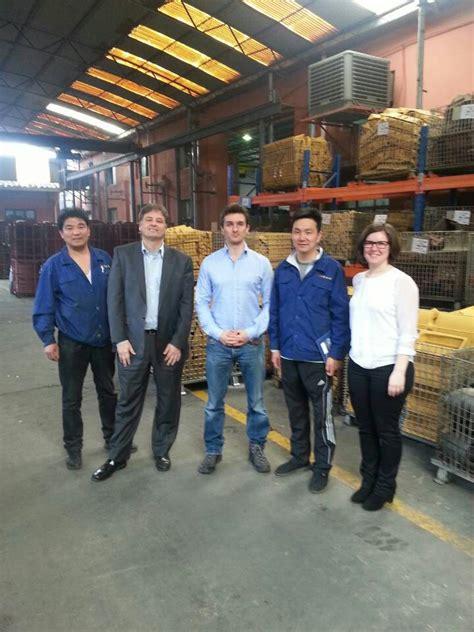 chambre commerce chine kirex techno fonderie de précision 24 mars 2014