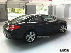 407 Coupé V6 Hdi : 2011 peugeot 407 coupe v6 hdi fap 240 automatic platinum car photo and specs ~ Gottalentnigeria.com Avis de Voitures