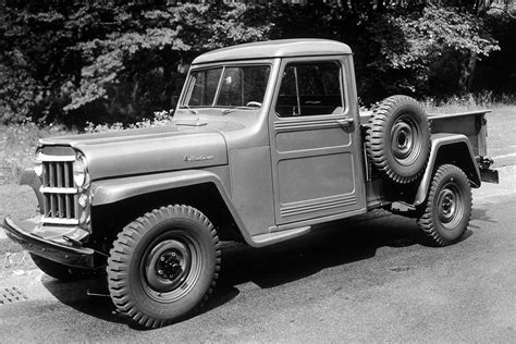 willys pickup  nominated   ny times  collectible car   year