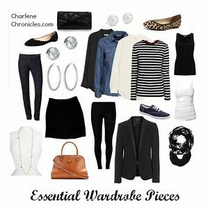 Must Have Wardrobe Essential Pieces - Charlene Chronicles