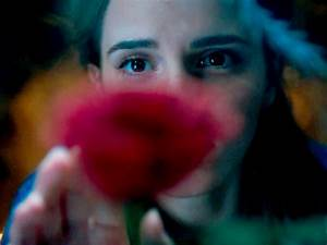 Emma Watson Debuts as Belle in First Beauty and the Beast ...