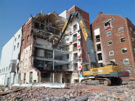 controlled dismantling cardiff demolition