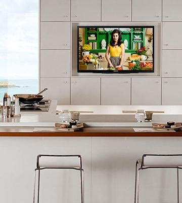 5 Best Kitchen & Bathroom Tvs Reviews Of 2018. Painted Cabinets Before And After. What To Look For When Buying A Home. Glass Shower Walls. Reston Glass. Clothing Hamper. Lowes Kingwood. Deck Privacy Screens. Craftsman Style Interiors