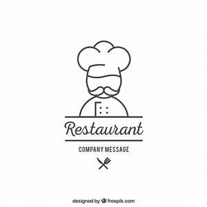 Restaurant logo template Vector | Premium Download
