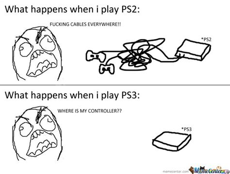 ps2 ps3 by meme center
