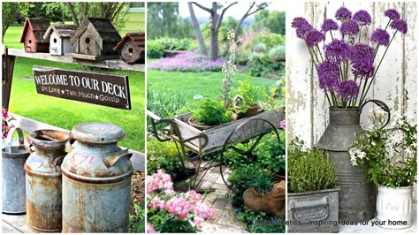 Vintage Gardens That Will Make You Fall In Love With