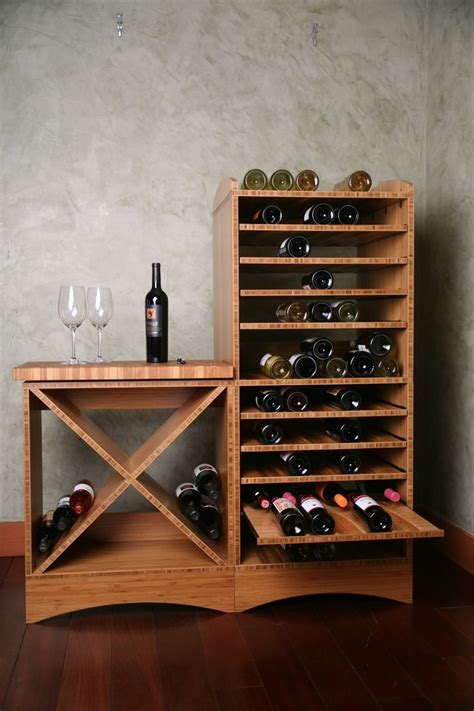 custom wine cabinet build woodworking projects plans