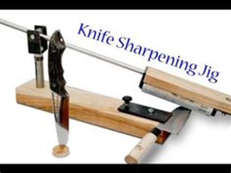Kitchen Knife Sharpening Jig by Diy Lansky Sharpening System Knife Sharpening