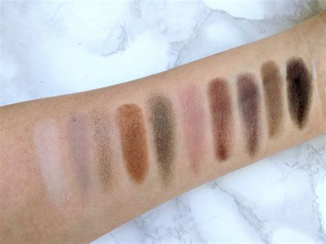 collection  zoeva eyeshadow palettes  swatches