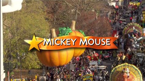 start    macys thanksgiving parade youtube