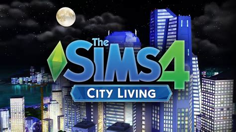 'the Sims 4 City Living' Review San Myshuno Has