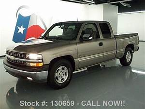 Find Used 2002 Chevy Silverado 1500 Lt Ext Cab Htd Leather