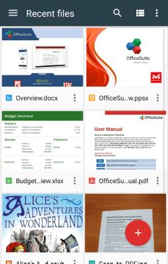 OfficeSuite Premium + PDF Apk İndir – Full Pro 10.15.26427