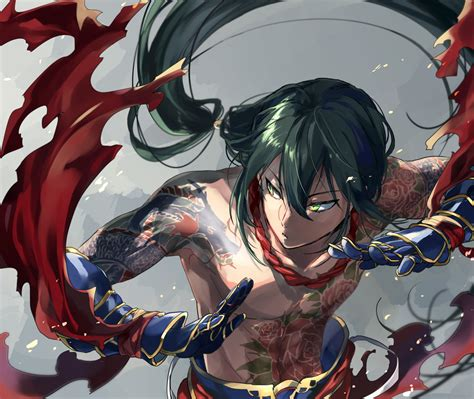 Anime Fanart Wallpaper - shinjuku assassin fate grand order zerochan anime