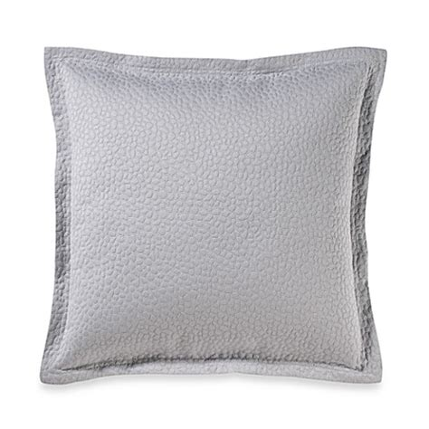 Barbara Barry Cloud Nine Coverlet by Barbara Barry 174 Cloud Nine 18 Inch Square Throw Pillow In