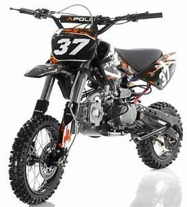 125cc Manual Kick Start Dirt Bike