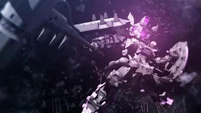 Gundam Orphans Iron Senshi Tekketsu Kidou Blooded