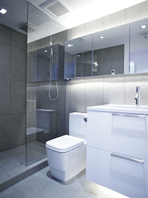 Moderne Kleine Badezimmer Mit Dusche by Kleines Bad Einrichten Nehmen Sie Die Herausforderung An