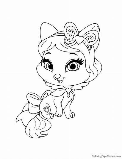 Coloring Pets Palace Honeycake