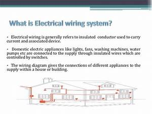 Electrical Wiring System