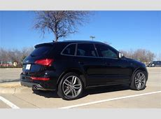New member with 2014 SQ5