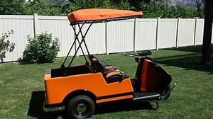 Harley Golf Cart Ensures You U0026 39 Ll Tee Off In Style