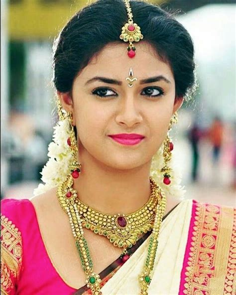 Pin By Abin Alex On Keerthy Suresh Beautiful Indian