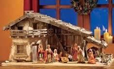 Weihnachtskrippe Holz Selber Bauen : bauplan alpenkrippe weihnachtskrippe bauanleitung und weihnachten ~ Buech-reservation.com Haus und Dekorationen