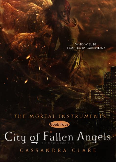 fallen angels novel quotes