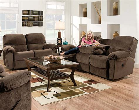 chocolate brown reclining sofa chocolate brown sofa and loveseat sofas couches loveseats