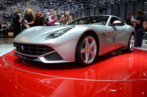 2012 geneva motor show the sports cars and supercars